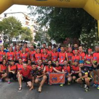 El Club Ascari-Harman Trail Running logró cinco pódiums en la Carrera Nocturna de Ronda
