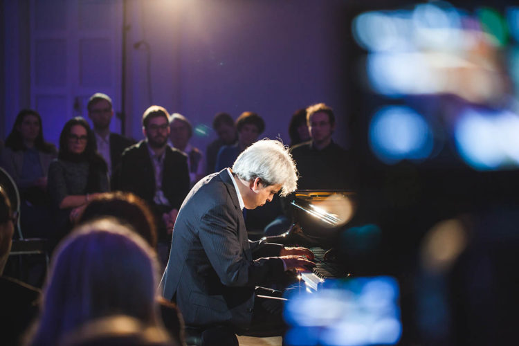 El pianista Iñaki Sandoval presentará en la XVIII Semana de la Música de Ronda su nueva obra 'Mímesis'