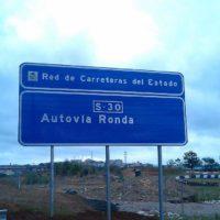 La Plataforma #AutovíaRondaYA remite una moción para que se apruebe en todos los ayuntamientos de la comarca natural