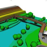 La Diputación aprueba destinar 200.000 euros para la construcción de la pasarela de la Cueva del Gato