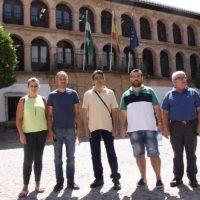 """Podemos Ronda """"recusa"""" el voto contrario que dio su parlamentaria en la Comisión de Fomento de la Junta contra la autovía de la Serranía"""