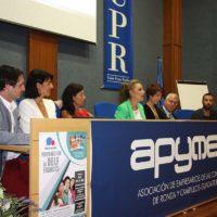 Presentan en Ronda la Asociación 'Habla Francés' que mantendrá su actividad en Apymer