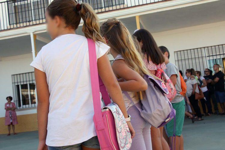 Más de 6.000 alumnos de Primaria y Secundaria han regresado esta semana a las aulas