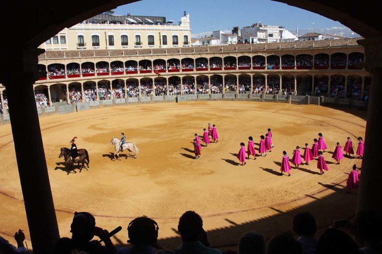 El PP de Ronda presentará una moción en el Ayuntamiento para intentar evitar que la Goyesca se celebre fuera de la Feria de Septiembre