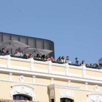 Vistas del Hotel Catalonia.
