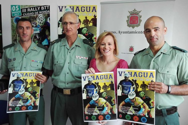 Ronda se prepara para vivir la sexta edición de la Carrera Homenaje a la Guardia Civil (HaGUA)