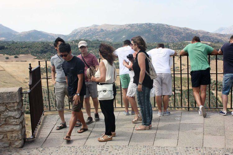 El Grupo Popular presenta una moción en el Ayuntamiento para evitar posibles casos de turismofobia en Ronda