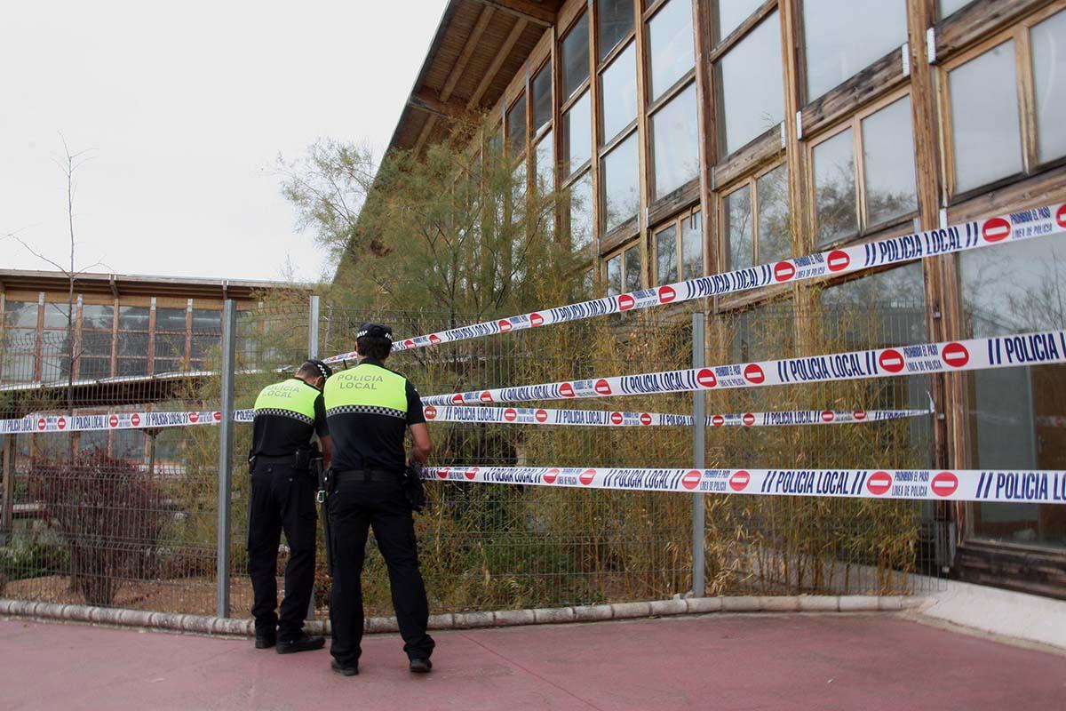 La Policía Local desaloja a los okupas que residían en el Edificio ...