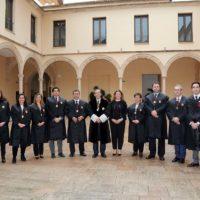 El Colegio de Abogados de Málaga celebra en Ronda el día de su Patrona, Santa Teresa de Jesús