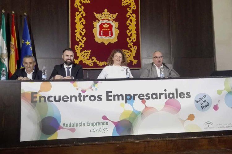 Unos 200 empresarios participan en las jornadas 'Súbete a la Red' organizadas por la Junta para incentivar el emprendimiento