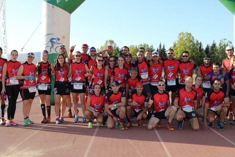 Intenso fin de semana con corredores del Club Ascari-Harman Trail Running en diferentes pruebas