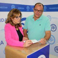 """El PP propone una reducción en el IBI del 90% a las familias numerosas para compensar el """"castigo"""" que les ha aplicado el Tripartito"""