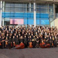 La Joven Orquesta Provincial de Málaga ofrece este sábado un concierto en la iglesia de El Burgo