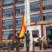 Un total de 246 alumnos, cabos y soldados, inician el curso en la Residencia Militar 'Virgen de la Paz' para poder acceder a la Academia de Suboficiales