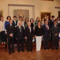 La Real Maestranza de Caballería reconoce el esfuerzo de los estudiantes rondeños en su XX edición de becas y premios