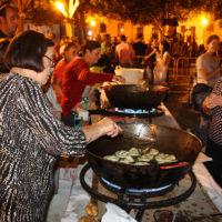 Buñueles y castañas, entre otros manjares, se podrán degustar en el día de Todos los Santos en San Francisco.