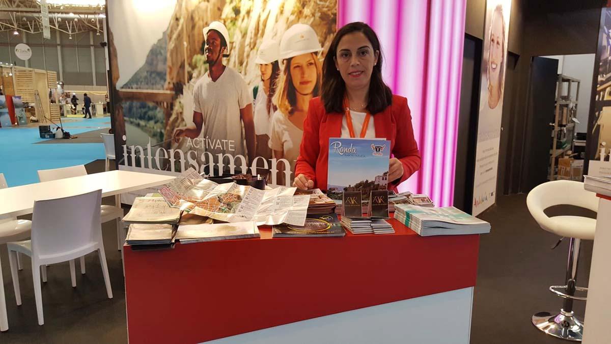Turismo ronda participa en la xvi feria de turismo de for Oficina turismo andalucia