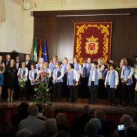 El Orfeón Vicente Espinel de Ronda celebra su 40 aniversario