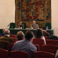 Numerosas personas participan en el II Congreso Internacional de Historia de la Serranía de Ronda que se celebra en la Real Maestranza
