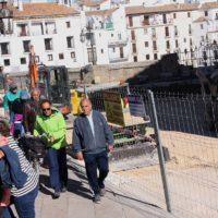 Paqui González (IU) cede ante la presión vecinal y dejará pasar por el Puente Nuevo a los residentes de Arenal y La Planilla