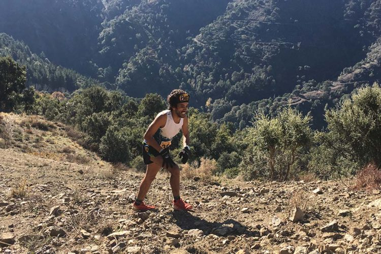 Un total de 350 deportistas disputaron la singular carrera de montaña CXM Faraján 2017
