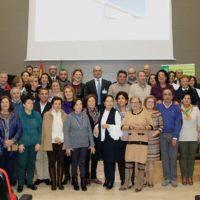 El Hospital de la Serranía dedica un homenaje a los profesionales que se han jubilado en el Área Sanitaria