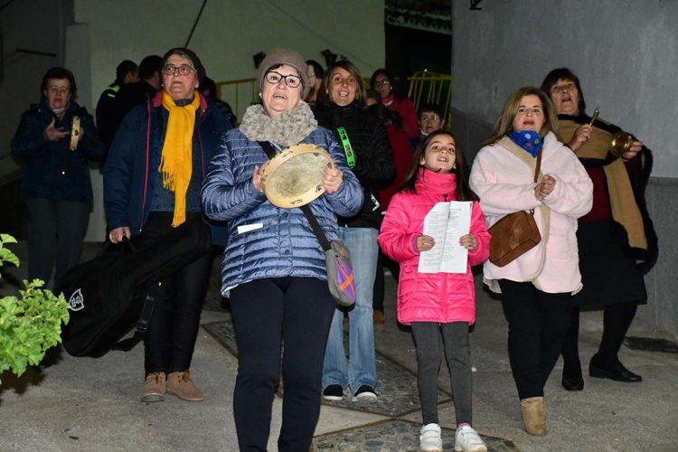 Algatocín celebra durante estos días sus tradicionales 'Mañanitas' para dar la bienvenida a la Navidad