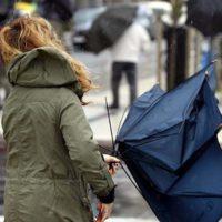 La Serranía estará este miércoles en alerta amarilla en previsión de fuertes rachas de viento