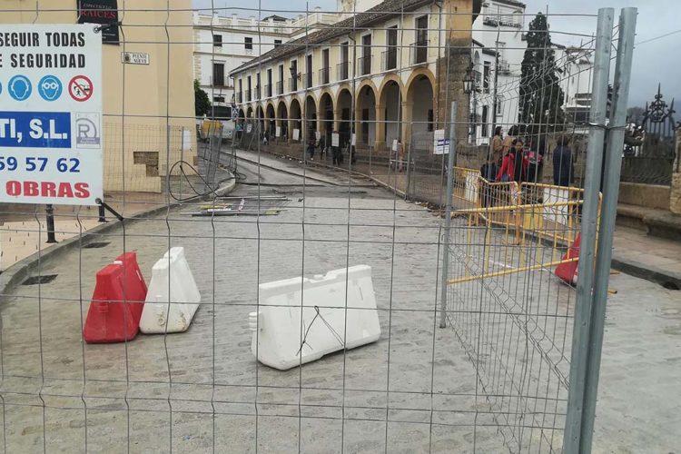 Finaliza el plazo de 40 días dado por el Tripartito para terminar las obras y el Puente Nuevo sigue cerrado