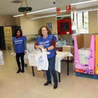 Bancosol logró reunir más de 24.000 kilos de productos en Ronda durante la Gran Recogida de Alimentos