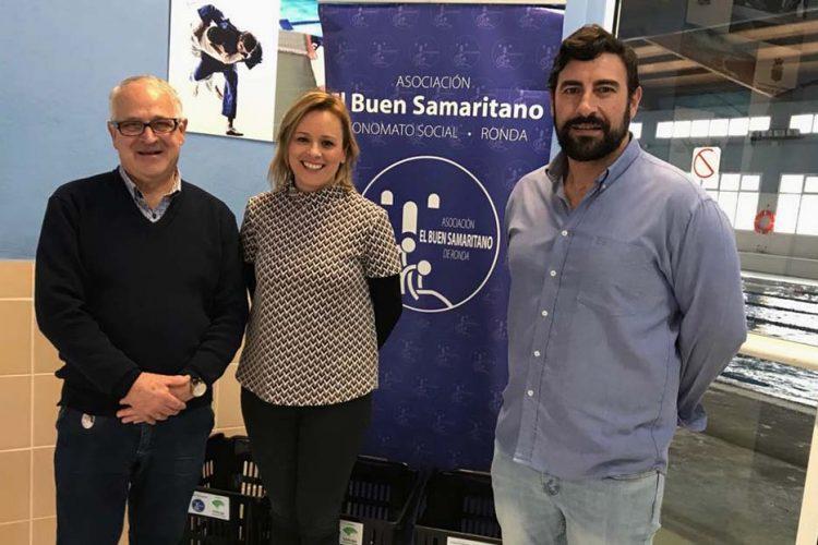 Club Waterpolo Ronda organiza el VI Torneo Solidario a beneficio de El Buen Samaritano