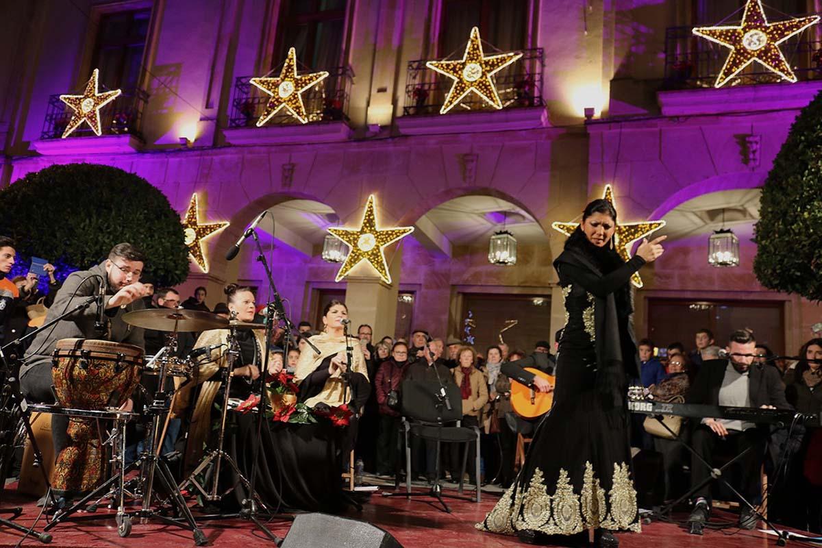 Ronda Entra En La Navidad Con El Nombramiento De Los Reyes