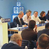 El PP de Málaga designará el lunes a los candidatos a las alcaldías para las locales de 2019 de once municipios de la Serranía