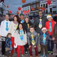 Un total de 239 corredores participaron en la simpática prueba deportiva de 'San Corbata'