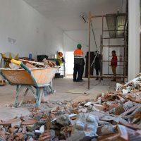 Genalguacil mejora las instalaciones de su gimnasio municipal