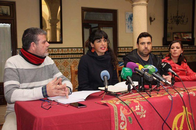 """Podemos Andalucía dice que el 'caso boda' es un ejemplo más del gobierno de """"favores"""" que hace el PSOE"""
