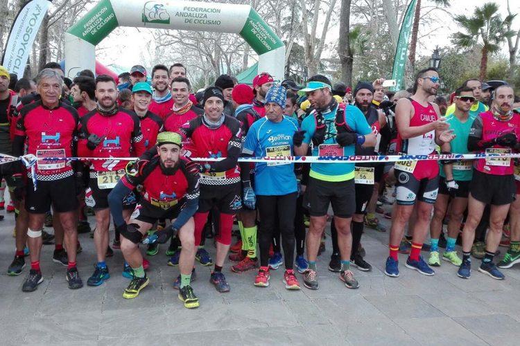 Mil corredores disputaron la VI edición de la 'Acinipo', puntuable para la Liga Rondeña de Ultrafondo