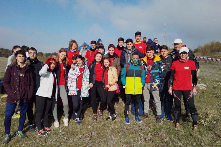 El equipo del Instituto Martín Rivero logra importantes triunfos en el Campeonato Malagueño de Centros Escolares de Orientación