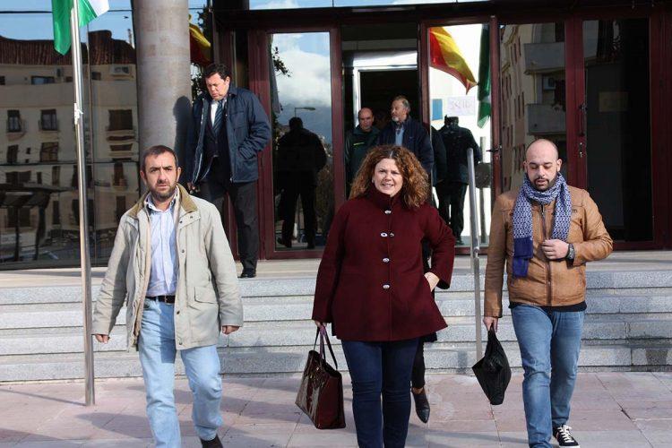 El Juzgado abre diligencias previas por un presunto delito de prevaricación contra Valdenebro, Márquez y Barriga, quienes tendrán que declarar como imputados