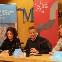 Artistas de todo el mundo participarán en la XIV edición de los Encuentros de Arte de Genalguacil
