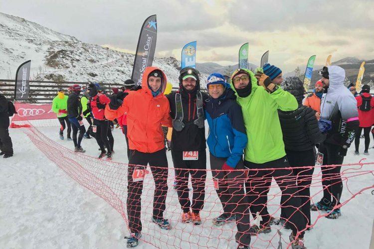 Corredores del Club Ascari-Harman Trail Running disputan pruebas en Algodonales, Granada y Arriate