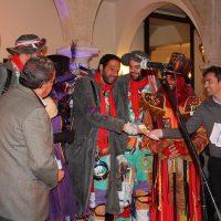 Premios de Casa Marcos Morilla: Los Tarambanas, mejor tipo; Los que cortan el Puente, mejor popurrí, y Pandora abrió la caja, mejor Canto a Ronda