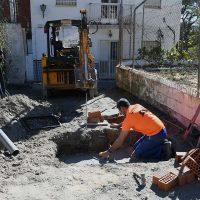 Algatocín realiza obras de mejora en el complejo municipal de 'La Fuentecilla'