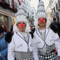 El Carnaval sale a las calles para parodiar la vida de Ronda y para traer diversión, disfraces y coplillas