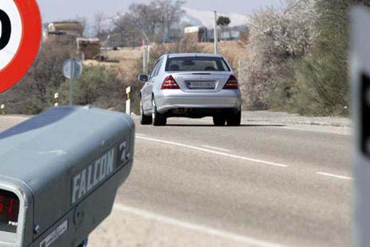 Empieza a funcionar el radar de tramo en la carretera A-397 que une Ronda con San Pedro de Alcántara