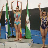 Las gimnastas del Club Agra lograron podios en los torneos de Sanlúcar de Barrameda y de Conil
