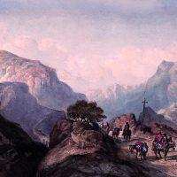 ARUVIRO presentará este jueves el libro 'La Cruz del Camino', del viajero romántico E. A. Milman y Faustino Peralta