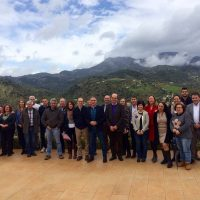 La Diputación mejorará los accesos de los municipios al futuro Parque Nacional de Sierra de las Nieves