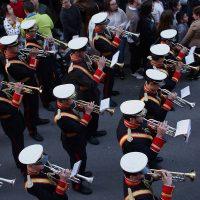 La Hermandad de Padre Jesús ofrecerá el sábado un certamen de bandas con motivo del 75 aniversario de la Virgen de los Dolores