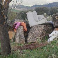Los dólmenes de La Planilla: mas de 5.000 años de la historia de Ronda convertidos en un auténtico basurero